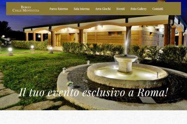 Borgo Colle Mentuccia – Web Site