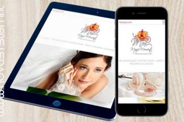 Magic Moments Eventi – Web Site