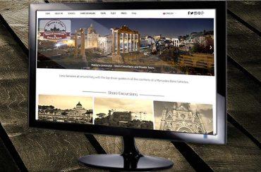 Marco's Limousine – Web Site