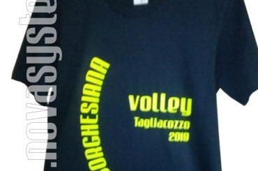 Borghesiana Volley – Tagliacozzo 2019